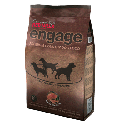 highly digestible dog food by connolly's red mills from the engage range