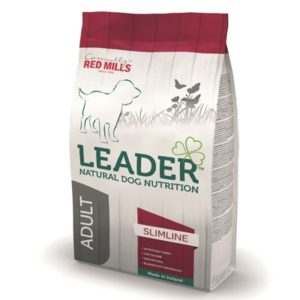 Connolly's red mills leader slimline natural dog nutrition adult dog food