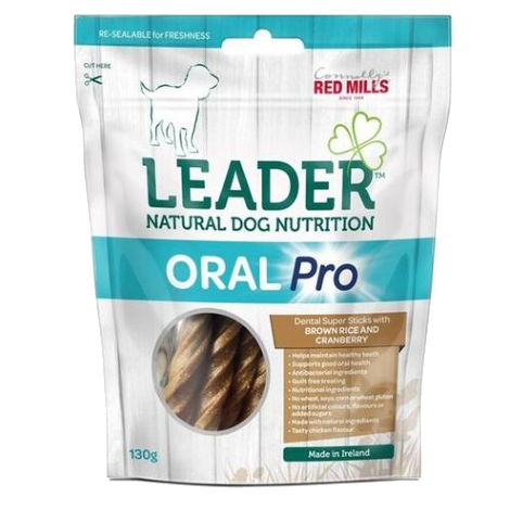 red mills leader oral pro for dogs with dental problems