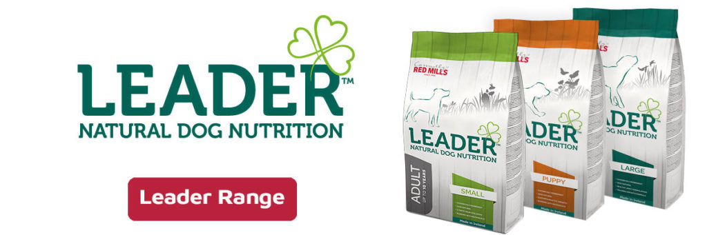 connolly's red mills leader range