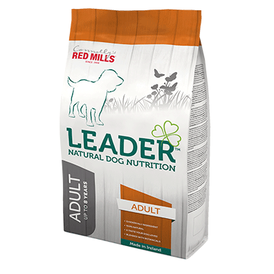 leader medium breed natural dog nutrition high quality dog food for adult dogs with chicken