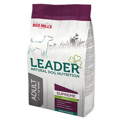 leader adult natural dog nutrition dog food with supreme ingredients
