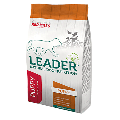 natural puppy food leader by connolly's red mills