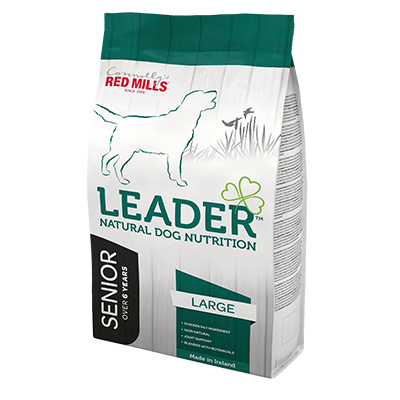 red mills leader range for senior large dogs