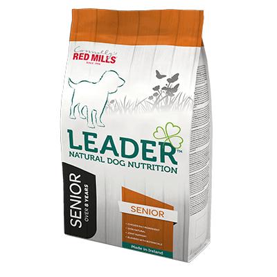 red mills leader range natural dog nutrition dog food senior medium breed dogs